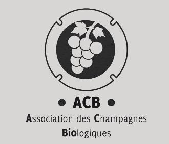 Logo Association des Champagnes Biologiques ACB